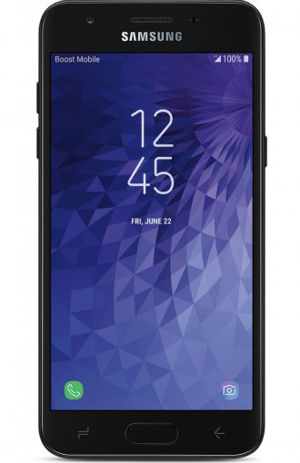 Samsung Galaxy J3 (2017) - 16 GB - Silver - Virgin Mobile - CDMA
