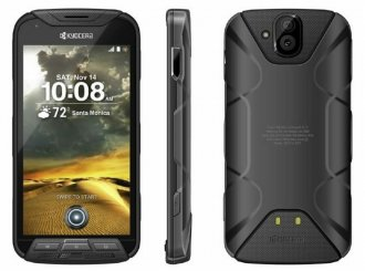 Kyocera Duraforce E6560 - 16 GB - Black - Unlocked - GSM