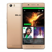 BLU Energy X LTE - 16 GB - Gold - Unlocked - GSM