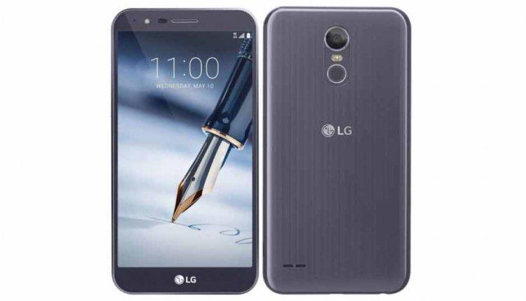 LG Stylo 3 - 16 GB - Black - Sprint - CDMA/GSM [LGLS777D