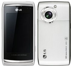 LG CG900 Viewty Un-locked Quad-Band No Contract Cell Phone with
