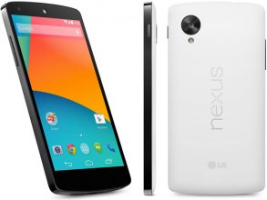 Google Nexus 5 Android Phone 16 GB - White - CDMA / GSM