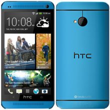 HTC One (M7) 4G with 32GB AT&T Smartphone - Blue