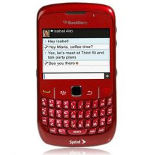 BlackBerry 8530 Curve CDMA SPRINT (Red)