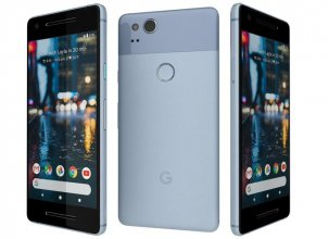 Google Pixel 2 - 64 GB - Kinda Blue - Verizon - CDMA/GSM