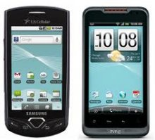 HTC Merge - 2GB - Black (U.S. No Contract Cellular) Smartphone