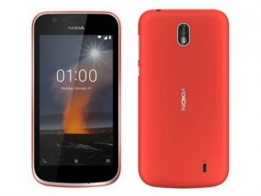 Nokia 1 - Android One (Go Edition) - 8 GB - Dual SIM LTE Unlocke