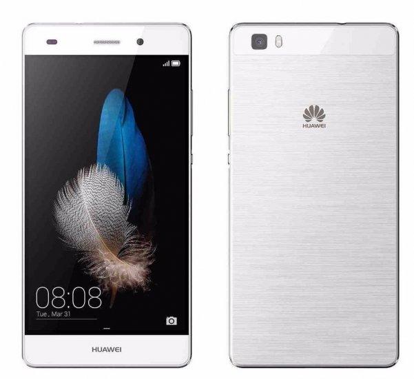 Huawei P8 Lite Dual Sim 16 Gb White Unlocked Gsm Ale L04 White 212 28 Unlocked Cell Phones Gsm Cdma And More Electronicsforce Com