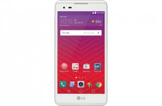 LG M3 - 8 GB - White - Virgin Mobile - CDMA/GSM