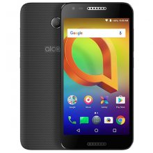 Alcatel A30 16GB Unlocked GSM Android Phone w/ 8MP Camera - Blac