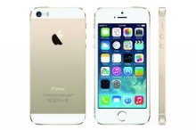 Apple iPhone 5S 16GB - Gold Un-locked GSM Cell Phone