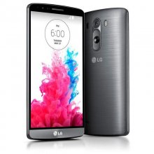 LG G3 Android Phone 32 GB - Metallic black - T-Mobile - GSM
