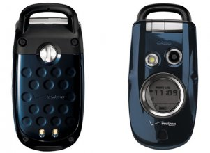 Casio G'zOne Type S Phone (Verizon Wireless)