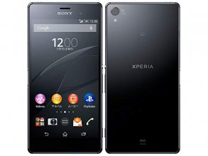 Sony Xperia Z3 Compact - 16 GB - Black - Unlocked - GSM