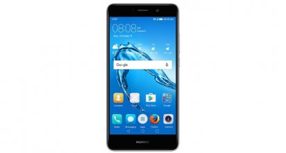 Huawei Ascend XT2 H1711 Silver GSM Unlocked AT&T Smartphone with