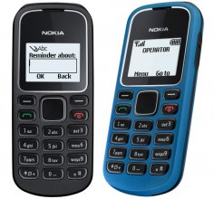 Nokia 1280 With Flash Light And FM Radio (Un-locked)