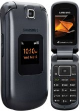 Samsung SPH M260 Factor - Slate gray (Boost Mobile) No Contract