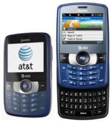 Pantech Matrix C740 Blue No Contract Att No Contract Cell Phone