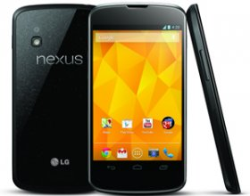 Google Nexus 4 GSM Un-locked LGE960