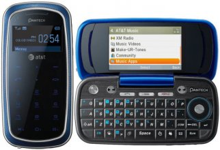 Pantech Impact P7000 GSM Un-locked QWERTY (BLUE)