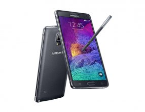 Samsung - Galaxy Note 4 4G Cell Phone (Un-locked) - Black