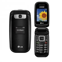 LG B460 True Flip Cell Phone (Cricket) No Contract