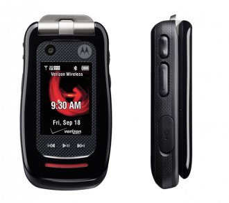 Motorola Barrage V860x Flip Phone, Verizon