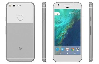 "Google Pixel 128GB - 5"" Android GSM 4G LTE Factory Unlocked - In"