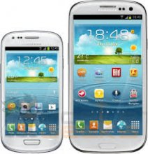Samsung Galaxy S3 Mini (GSM Unlocked) i8190 - 8GB