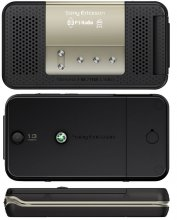 Sony Ericsson R306 GSM Un-locked (Black)