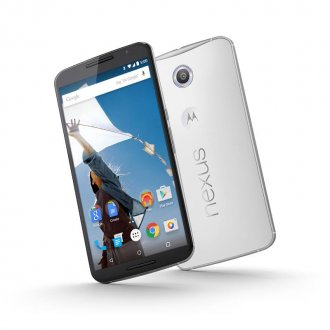 Google Nexus 6 - 32 GB - Cloud White - Unlocked - CDMA/GSM