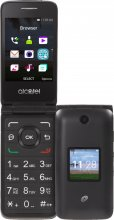 Tracfone Prepaid Alcatel 4GB MyFlip Cellphone - Gray (A405DL) Al