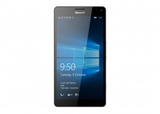 Microsoft Lumia 950 - 32GB, Black, Windows Phone 10 (sim Free/Un