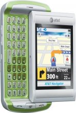 AT&T Quickfire No Contract Cellular phone - AT&T - WCDMA (UMTS)