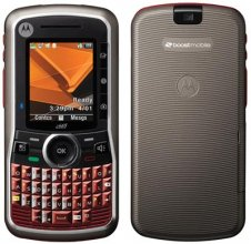 Motorola Clutch i465 IDEN/GSM Un-locked NEXTEL (RED)