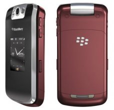 Rim BlackBerry Pearl Flip 8220 Smartphone Gsm Un-locked (red)