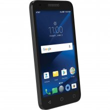 Alcatel IdealXcite - 8 GB - Black - AT&T - GSM