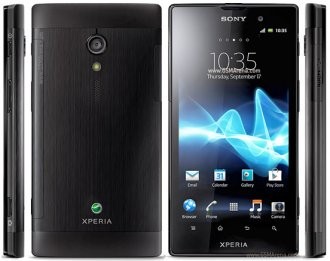 Sony Xperia Ion Lt28h Smart Phone - Un-locked | Current Availabl