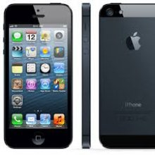 Apple Iphone 5 - Black 64GB (CDMA Unlocked)