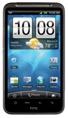 HTC Inspire 4G 4GB 8MP Gsm Un-locked Wi-Fi Android OS GSM Phone