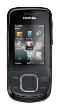 Nokia 3600 Slide GSM Un-locked (Black)