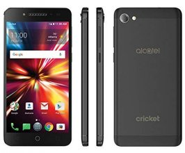 Alcatel Pulsemix Unlocked 4G LTE 5085c (Cricket) 5 inch 16GB USA