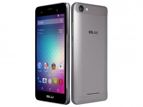 BLU Dash M2 - 4 GB - Polished Silver - Unlocked - GSM