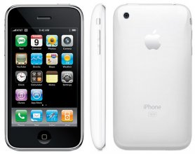 Apple iPhone 3GS Smartphone 8 GB - WCDMA (UMTS) / GSM