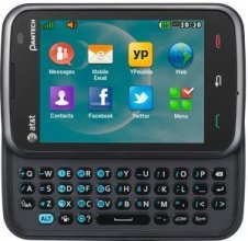 Pantech Renue QWERTY Slider Keyboard Phone - GSM Unlocked
