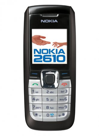 Nokia 2610 Gsm Un-locked