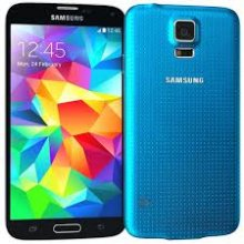 Samsung Galaxy S5 - 16 GB - Electric Blue - AT&T - GSM