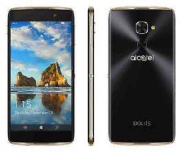 Alcatel Idol 4S - 32 GB - Gray - Unlocked - GSM