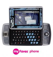 T-Mobile Sidekick LX� - Limited Edition Tony Hawk