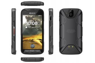 Kyocera Duraforce E6560 - Sprint Gsm - Black